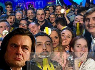 Фото: Зрители недали Эрнсту сделать победителем Высшей лиги КВН «Татнефть», pokatim.ru