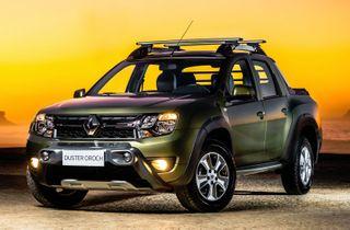 Фото: Renault Duster Oroch, источник: Renault
