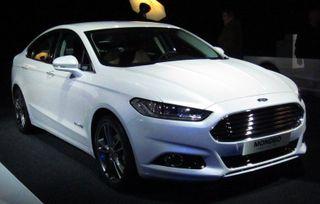 Ford Mondeo нового поколения будет доступен уже в октябре