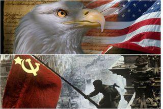 Американскому орлу всё равно, повторятсяли события 1941-1945. Источники фото: e-vid.ru, gazeta.ru