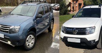 Пересел сбензина насоляру: Преимущества дизельного Renault Duster назвал владелец обоих авто