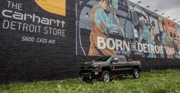 Chevrolet анонсировал концепт пикапа Silverado HD Carhartt