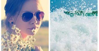 Прически на пляж для ровного загара — 5 способов «навести» красоту за 15 минут