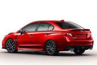 Subaru объявила цены на WRX для российских покупателей