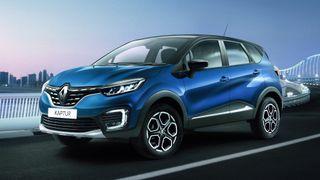 Фото: Renault Kaptur 2020, источник: Renault