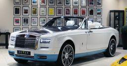Rolls-Royce продаст последний кабриолет Phantom за пол миллиона долларов