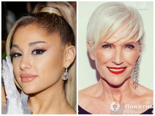 Летние техники макияжа на примере Гранде и Маск Фото: автор «Покатим» Алина Морозова
