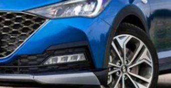 Наша «Веста» всё равно круче: Hyundai Solaris SWCross показан напервых рендерах