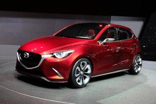 Mazda официально представила хэтчбек Mazda2