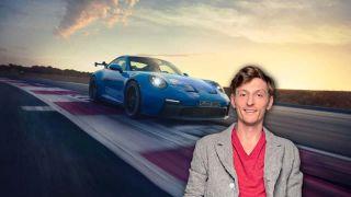 Представлен новый спортивный Porsche для Павла Воли. Коллаж Pokatim