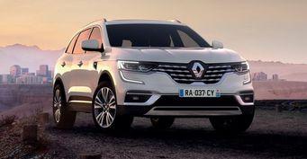 Начало кризиса или оптимизация бренда? Обновленный Renault Koleos «не доедет» до России