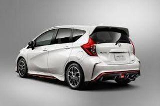 Nissan показывает спортивный вариант Note Nismo
