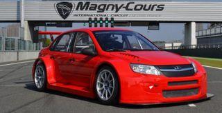 Новый автомобиль для WTCC «Лада» покажет в августе