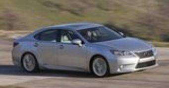 Lexus ES 300h- отличный гибрид седана ES 350