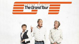 Экс-ведущий Top-Gear Джереми Кларксон показал логотип нового автошоу