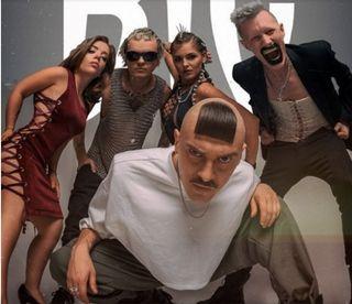 Группа в начале панк-карьеры. Источник: vokrug.tv