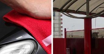 Четыре совета помогут вымыть авто на мойке самообслуживания — без пыли и мошек