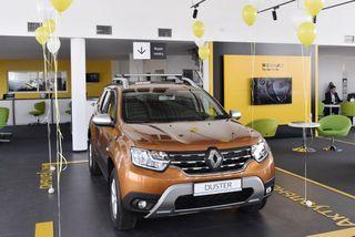 Фото: Renault Duster «потяжелел» до1,5 миллионов рублей, источник: dsnews.ua