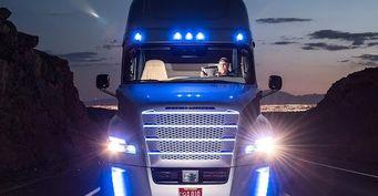 Светотехника для грузовиков в Москве