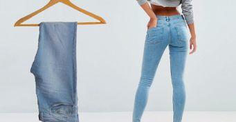Сядут как надо: Идеальные джинсы можно выбрать по карманам – стилист