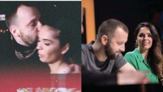 Ахмедова и Белый отрицают наличие тёплых чувств, хотя общие снимки звезд говорят об обратном. Коллаж «Покатим.ру»