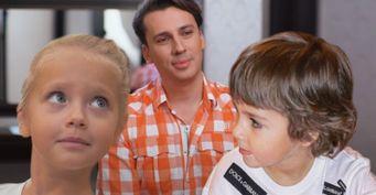 Галкин и Пугачёва активно готовят Гарри и Лизу к поступлению в престижную гимназию