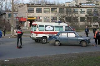 На трассе Тула-Новомосковск произошло ДТП, пострадали двое