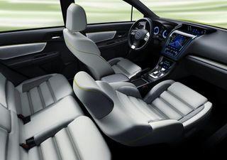Новый Subaru XV 2012, видео, тест-драйв