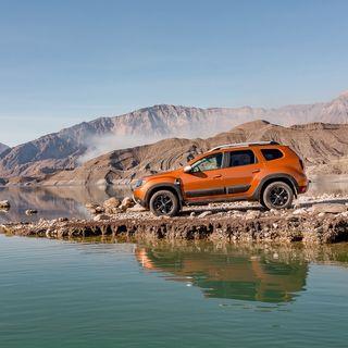 Renault Duster в живописных условиях, источник: Renault Russia