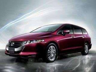 Honda отзывает 900 тыс. минивэнов Odyssey в США