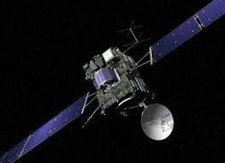 Космический аппарат Rosetta достиг кометы Чурюмова-Герасименко