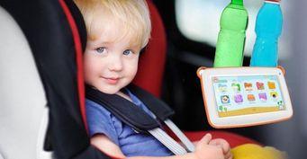 Сладкая газировка и планшет, или от чего стоит отказаться в поездке, если ребёнка укачивает