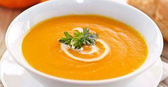 Повод полюбить тыкву— Классический рецепт супа-пюре изтыквы