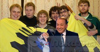 Неудачно пошутили про президента: Масляков выгнал изКВН команду «Свердловск»