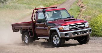 Toyota: Land Cruiser 70 сохранит V8