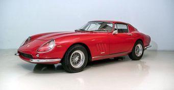 Ferrari 275 GTB будет продан на аукционе в Лондоне