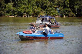 Во время купания на Дону ногу мужчины намотало на винт катера