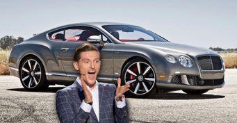 Изменил своим идеалам: «Скромняга» Павел Воля рассекает наRolls-Royce поЭмиратам