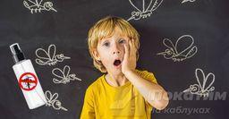 Эвкалипт и ваниль: как сделать спрей от комаров для детей