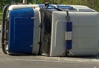 ДТП с полицейским авто в Ингушетии, есть погибший и пострадавшие