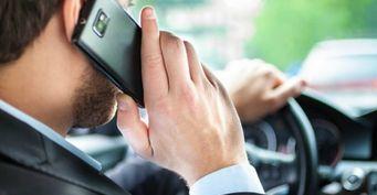 Полиция города Орёл призвала водителей не разговаривать по телефону за рулём
