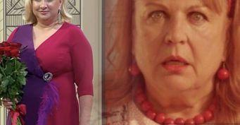 В 32 какВалюха из«Сватов»: Модный приговор обабил россиянку нелепой прической