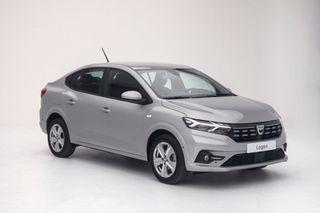 Фото: Renault Logan 2021, источник: Renault