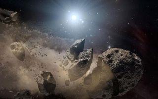 Шведские ученые нашли фрагмент астероида, «взорвавшего» жизнь на Земле