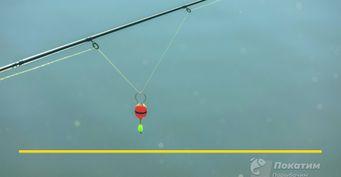 Шпора рыбака: Простой способ настроить поплавочную удочку