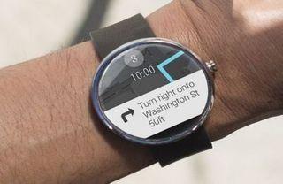 Google выпустила операционную систему Android Wear
