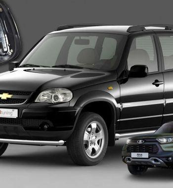 «АвтоВАЗ» vs«Шнива»: Дилерам LADA запретили продажу фонарей наNiva Travel
