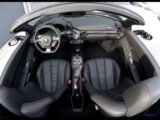 Ателье Wheelsandmore представило свой Ferrari 458 Italia Spider Perfetto