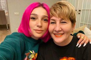 Настя Ивлеева с мамой Фото: instagram.com/top_stars_news
