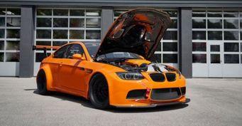 Ателье G-Power представило экстремальную версию BMW M3